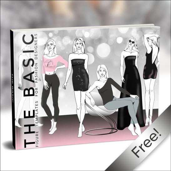 The Basic Bundle- Fashion templates